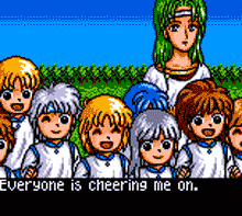 Madou Monogatari I English Translation Teacher and Children